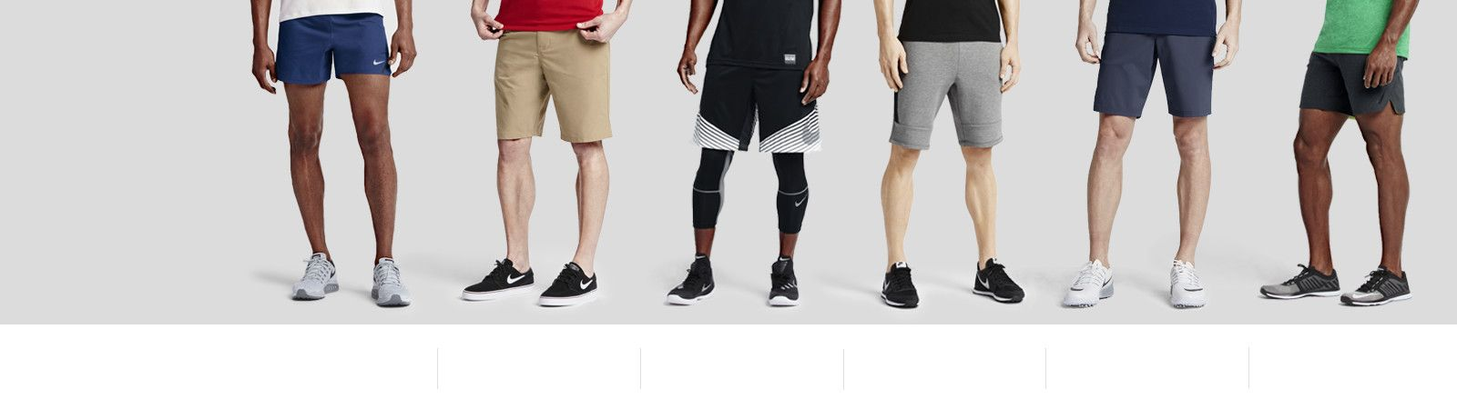What Nike Shoes Go Best With Cotton Shorts
